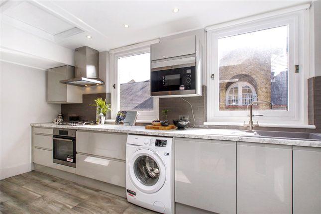 Kitchen of Seven Dials Court, 3 Shorts Gardens, London WC2H