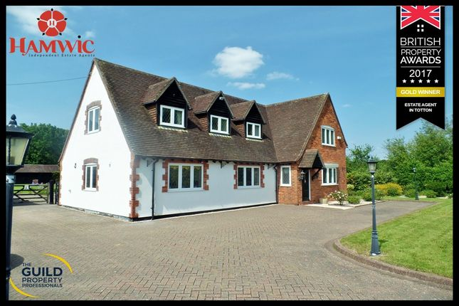 Thumbnail Equestrian property for sale in Twiggs Lane, Southampton