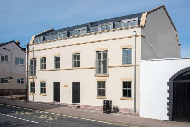 Thumbnail Flat for sale in Trenchard Court, Edde Cross Street, Ross-On-Wye
