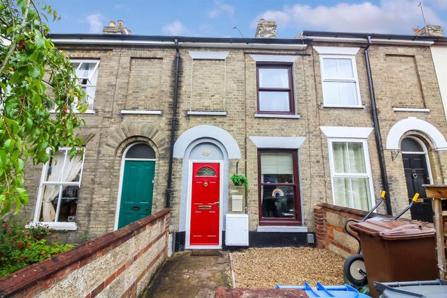 Terraced house for sale in Stafford Street, Norwich