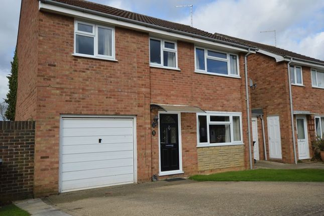 Thumbnail Link-detached house for sale in Crowson Way, Deeping St. James, Peterborough