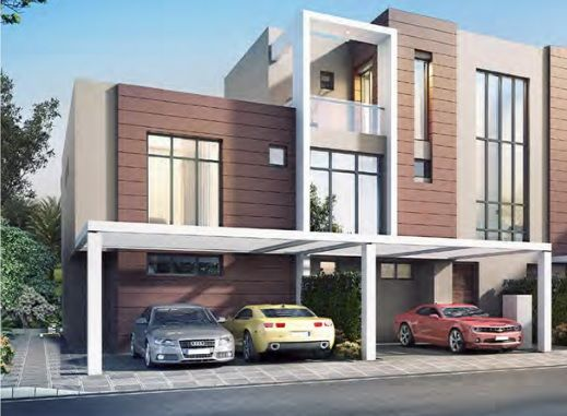 Thumbnail Town house for sale in Odora, Akoya Oxygen, Dubai, United Arab Emirates