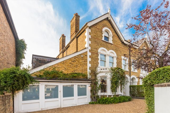 Thumbnail Semi-detached house to rent in Trinity Road, Wimbledon, London