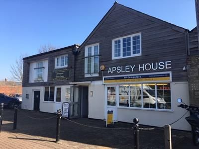Retail premises to let in Apsley House, Unit 18 & 19, 50 High Street, Swindon, Wiltshire
