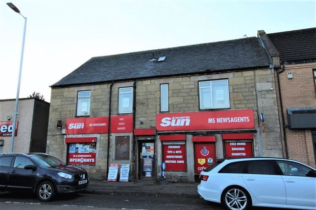 Thumbnail Flat for sale in Main Street, Neilston, Glasgow