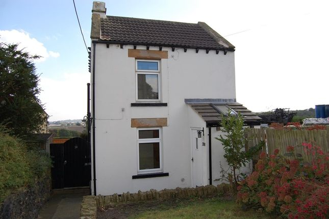 Thumbnail Cottage for sale in Barnsley Road, Flockton, Wakefield
