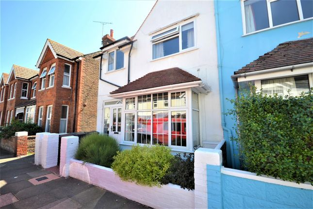 3 bed end terrace house for sale in Sidley Road, Eastbourne BN22