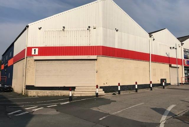 Thumbnail Light industrial to let in Unit 1-2, Sugar Mill Business Park, Billacombe Road, Plymouth, Devon