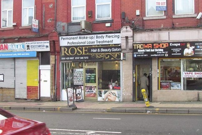 Retail premises for sale in 10 Progress Buildings, Manchester
