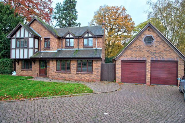 Thumbnail Detached house for sale in Henley Grange, Rugeley