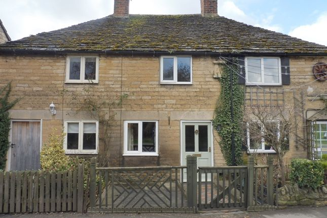 Thumbnail Terraced house for sale in Church Street, Market Deeping, Peterborough
