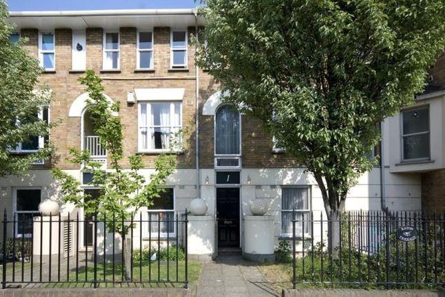 Thumbnail Flat to rent in Eaton Terrace, Aberavon Road, London