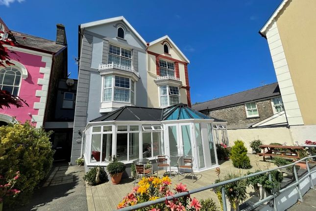 Semi-detached house for sale in Pendre, Cardigan