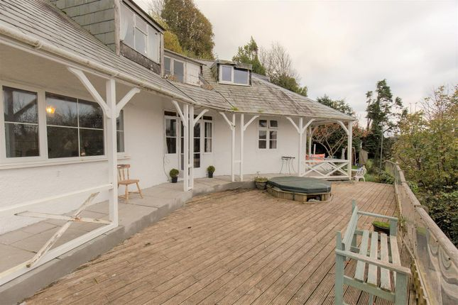 Thumbnail Detached bungalow for sale in Pendrim Road, East Looe, Looe