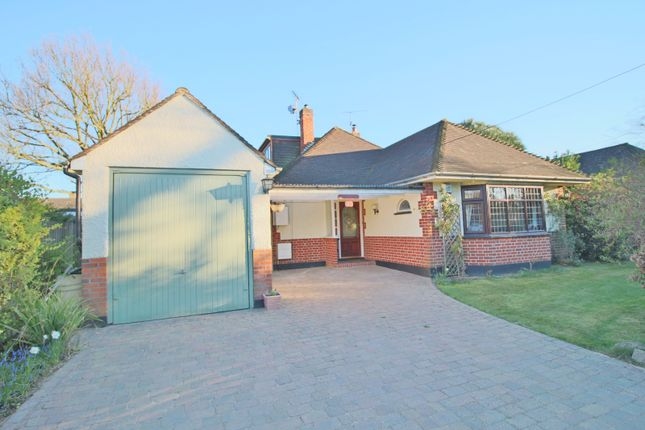 Thumbnail Detached house for sale in Hillcrest Road, Hockley