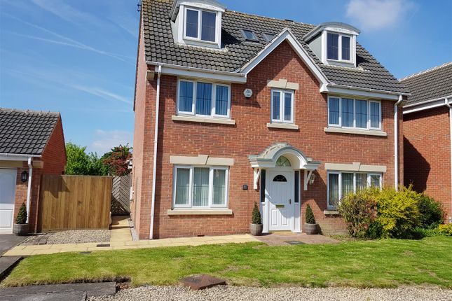 Thumbnail Detached house for sale in Guylers Hill Drive, Clipstone Village, Mansfield
