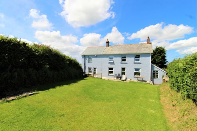 Thumbnail Detached house for sale in Warbstow, Launceston