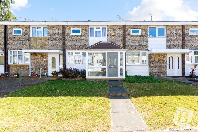 Thumbnail Terraced house for sale in The Gore, Basildon, Essex