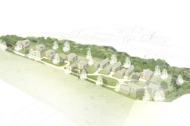 Stie Drawing of Hastingwood Park, Harlow Common, Essex CM17