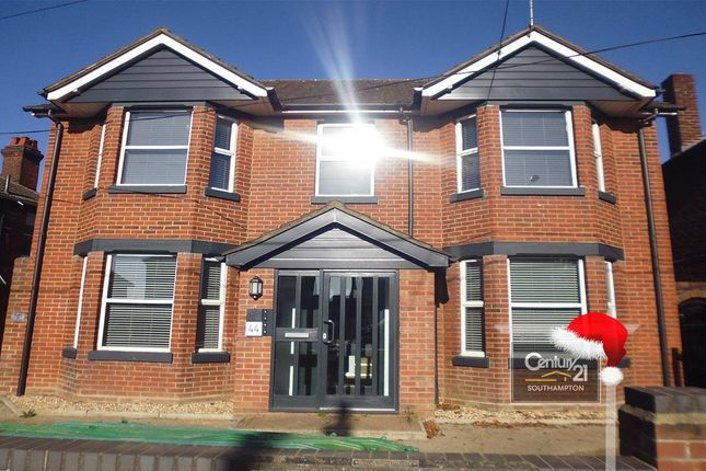 Thumbnail Flat to rent in 44 Leigh Road, Eastleigh
