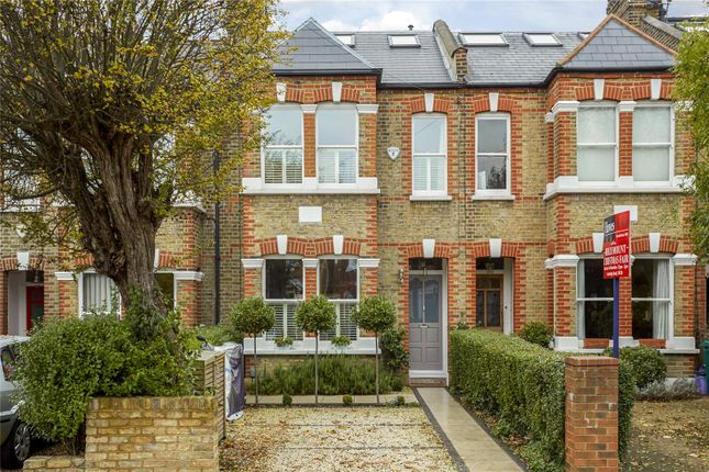 5 bed terraced house for sale in Pepys Road, West Wimbedon