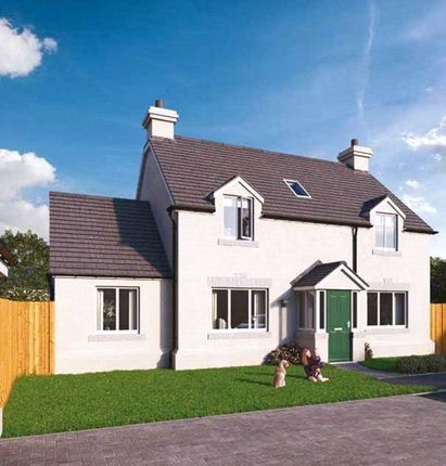 Thumbnail Detached house for sale in Plot 8 The Grove, Land South Of Kilvelgy Park, Kilgetty, Pembrokeshire