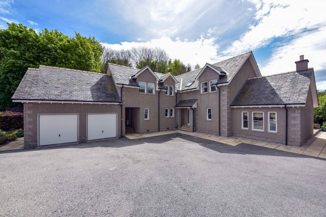 Thumbnail Detached house for sale in Montgarrie, Alford