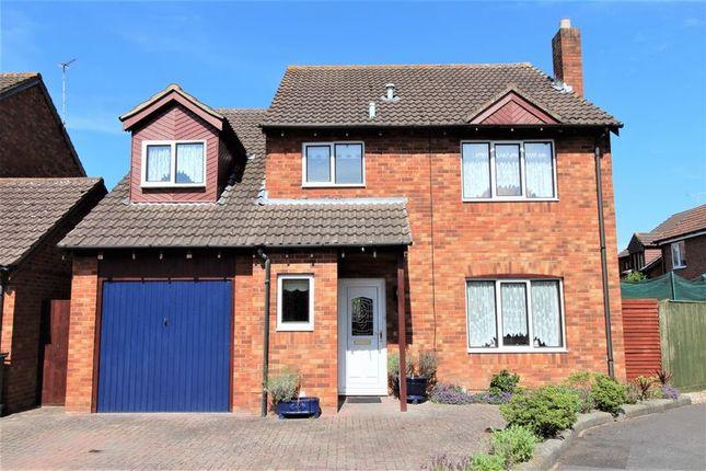 Thumbnail Detached house for sale in Quarrington Close, Thatcham
