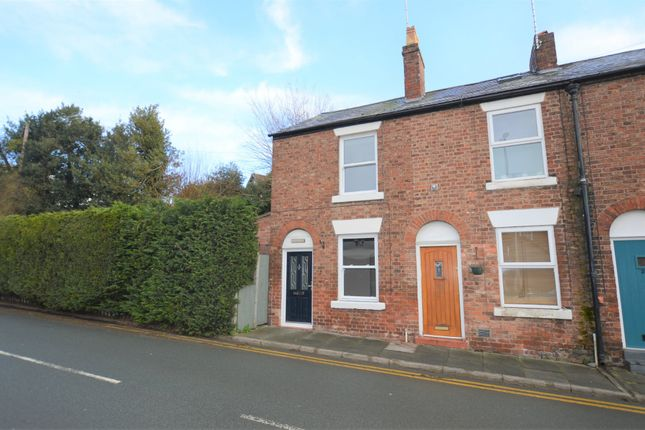 Thumbnail End terrace house for sale in Sandy Lane, Chester