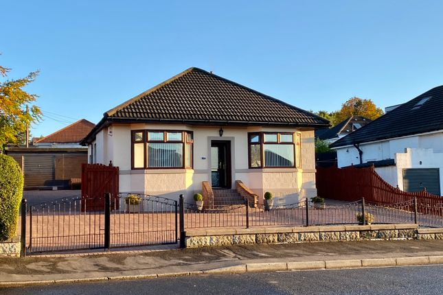 2 bed detached bungalow for sale in Melfort Avenue, Clydebank, West Dunbartonshire G81