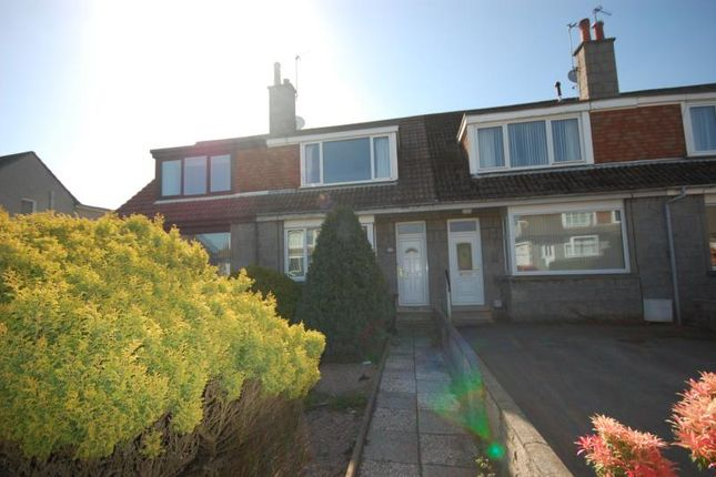 Thumbnail Terraced house to rent in Braeside Place, Aberdeen