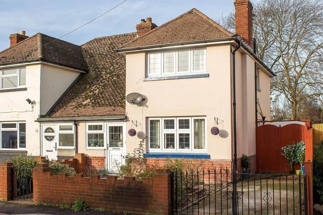 Thumbnail Semi-detached house for sale in Testwood Place, Totton, Southampton