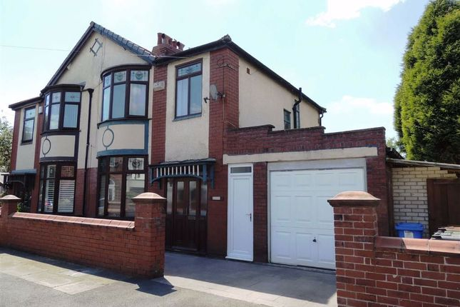 Thumbnail Semi-detached house for sale in Kenilworth Grove, Audenshaw, Manchester