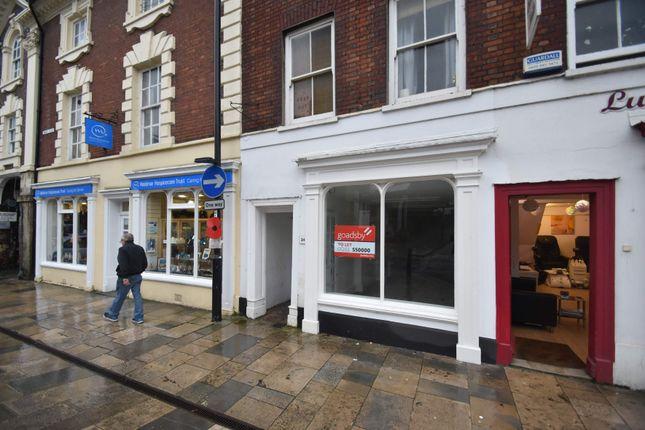 Thumbnail Retail premises to let in 24 Market Place, Blandford Forum
