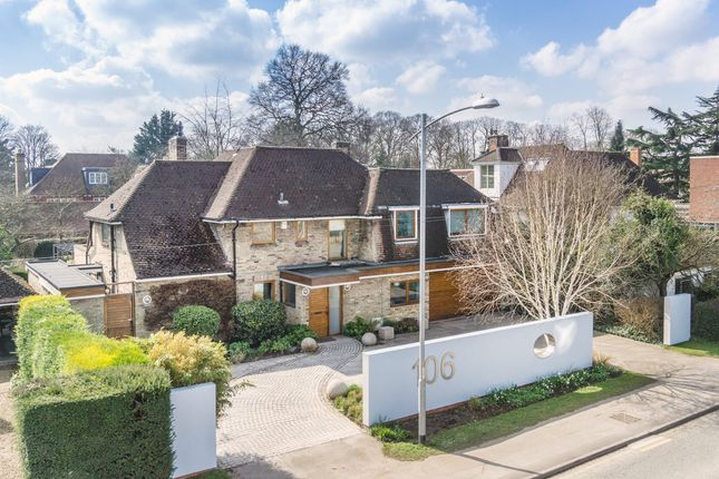 Thumbnail Detached house for sale in Long Road, Trumpington, Cambridge
