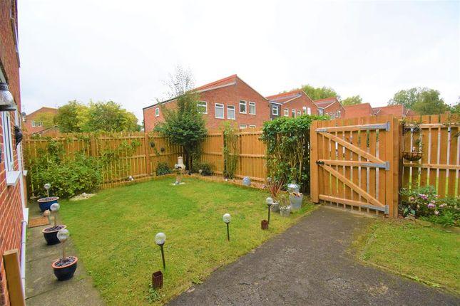 Garden of Phoenix Park, Hemlington, Middlesbrough TS8