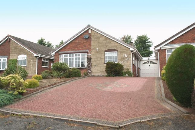 Thumbnail Bungalow for sale in Hedgerow Drive, Kingswinford