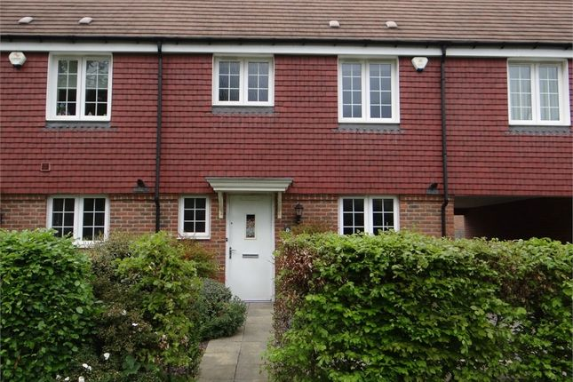 Thumbnail End terrace house to rent in Brudenell Close, Amersham, Buckinghamshire