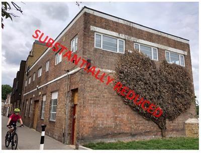 Thumbnail Commercial property for sale in 11-15 Highbridge Wharf, High Bridge, London