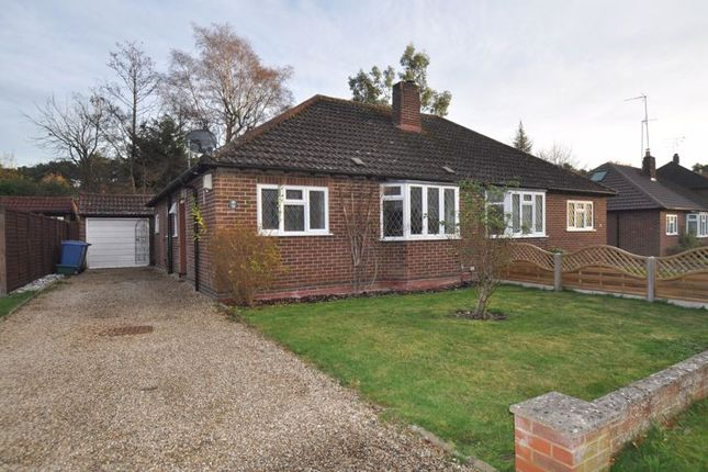2 bed bungalow for sale in Greenways, Church Crookham, Fleet GU52