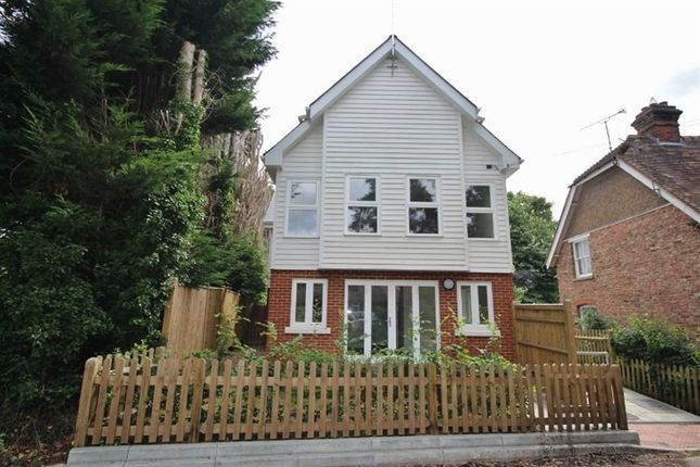 Thumbnail Semi-detached house to rent in Rectory Lane, Brasted, Westerham