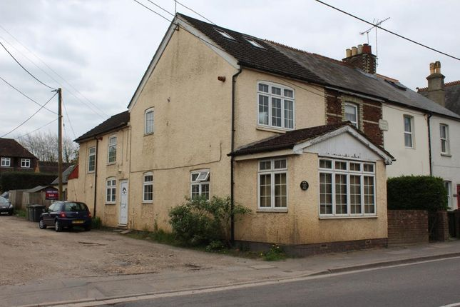 Thumbnail Maisonette for sale in Frimley Road, Ash Vale