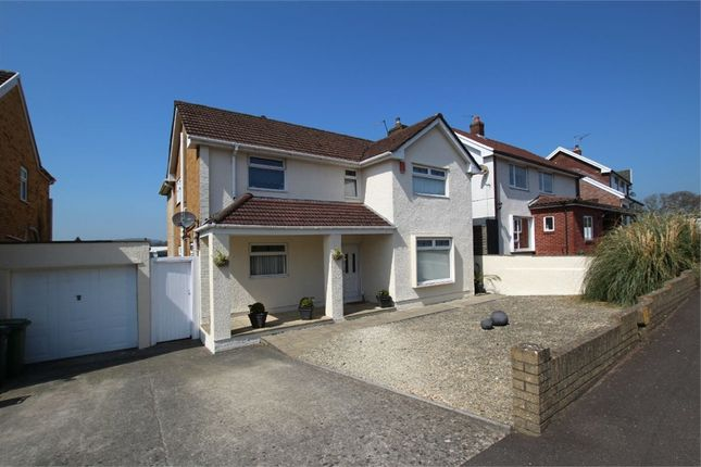 Detached house for sale in Padarn Close, Lakeside, Cardiff