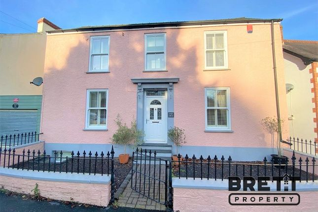 5 bed detached house for sale in Stammers Road, Brewery Terrace, Saundersfoot, Pembrokeshire. SA69