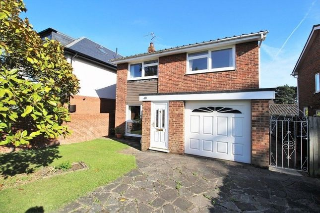 Thumbnail Detached house to rent in The Avenue, Worcester Park
