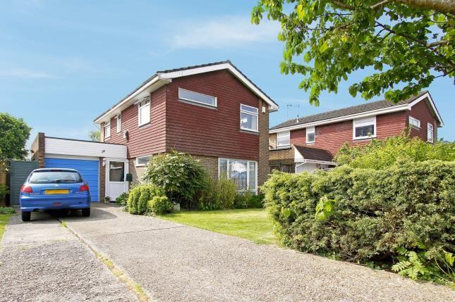 Thumbnail Detached house for sale in Bannister Gardens, Storrington, Pulborough, West Sussex