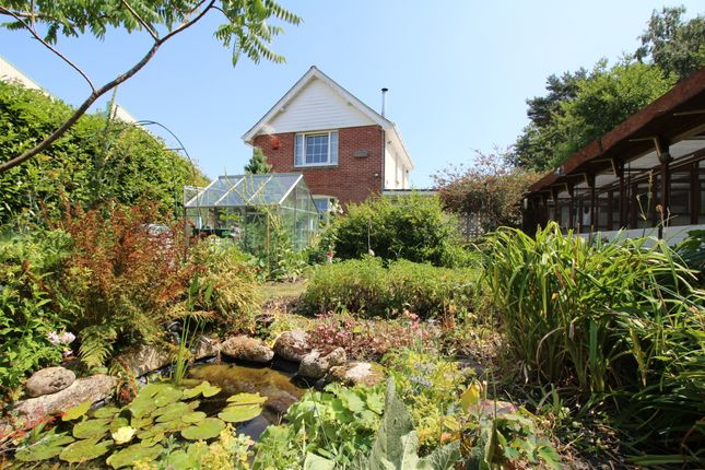 Thumbnail Detached house for sale in Station Road, Holton Heath, Poole