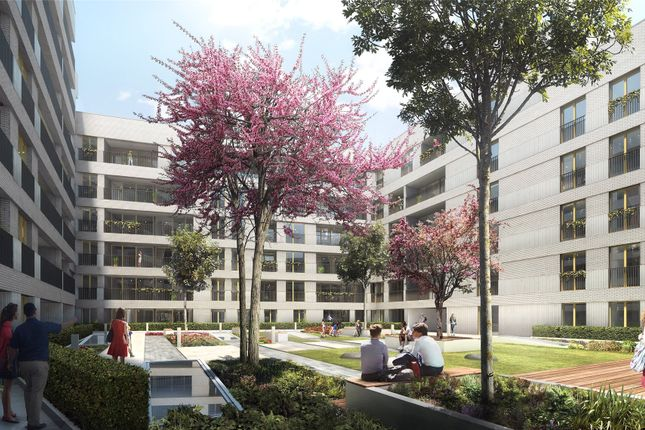 Thumbnail Flat for sale in Shoreditch Exchange, 97-137 Hackney Road, London