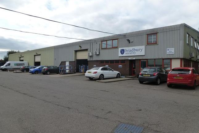 Thumbnail Light industrial for sale in Unit 9, Dunlop Way, Queensway Industrial Estate, Scunthorpe, North Lincolnshire