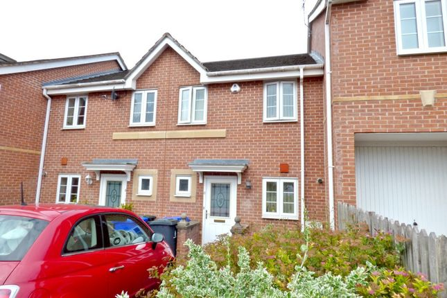 Thumbnail Property to rent in Rosemary Ednam Way, Hartshill, Stoke On Trent